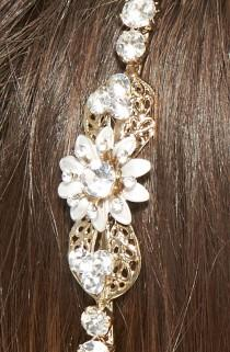 wedding photo - Crystal Headband