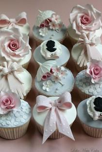 wedding photo - Cupcake