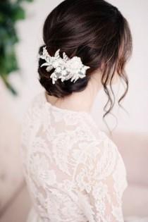 wedding photo - Gorgeous Headpiece