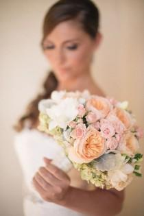 wedding photo - Romantic Wedding Bouquet