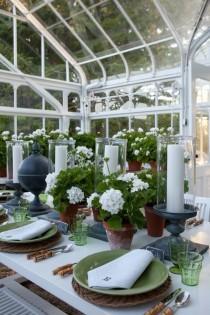 wedding photo - Haus Design: More Green!