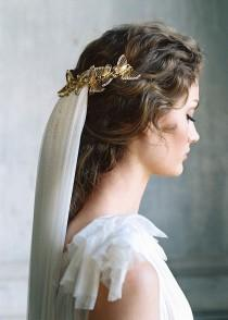wedding photo - Glamorous Old-World Inspired Wedding Day Accessories - Once Wed