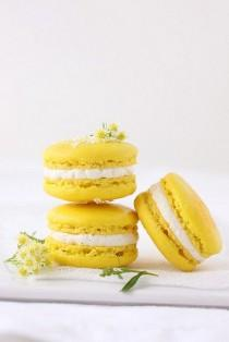 wedding photo - French Macaroons