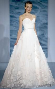 wedding photo - Pamella Roland From Best Looks From Fall 2015 Bridal Collections