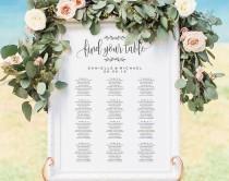 wedding ideas seating chart 2 weddbook