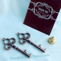 wedding photo -  節日禮品 派對小禮物BETER-HH030金色鑰匙 #開瓶器 創意 #通往天堂的鑰匙