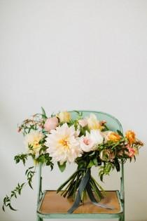 wedding photo - Mint Meets Rose Gold In NYC With Minted