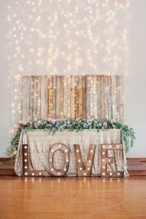 wedding photo - Light Decoration