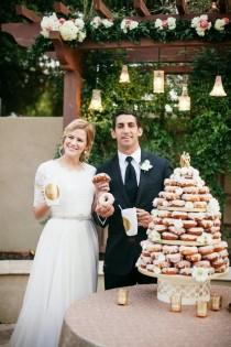wedding photo - Wedding Dessert