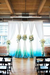 wedding photo - High Tide Inspired Wedding In Greenville