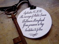 wedding photo - Weddings - Vintage/Antique/Keys