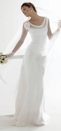 wedding photo - Beautiful Long Length Dress