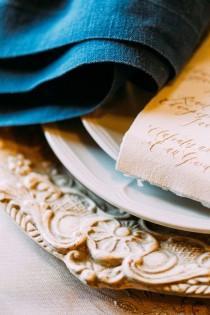 wedding photo - Luxurious Parisian Wedding Inspiration