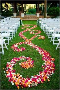 wedding photo - Beautiful Flower Decoration