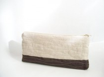 wedding photo - Rustic Wedding Clutches, Country Wedding Bags, Set of 6 clutches, Farmhouse Wedding, Bridesmaids Gifts
