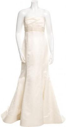 65b7d17d220a Vera Wang Embroidered Wedding Gown