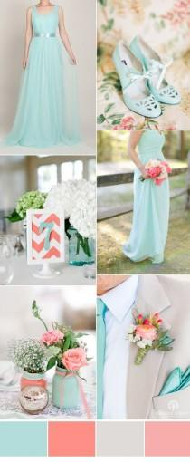 Wedding Ideas Peach 2 Weddbook