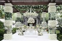 wedding photo - Mind-Blowing Aisle Decor