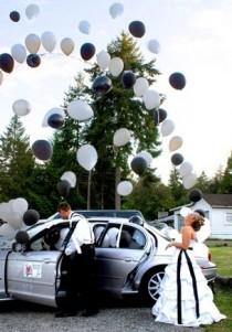 wedding photo - Balloons Fast-Balloons Shipped Today Fast