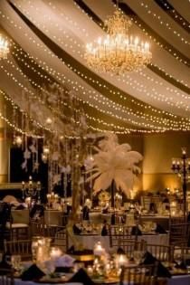 wedding photo - The Great Gatsby Wedding Of Dreams