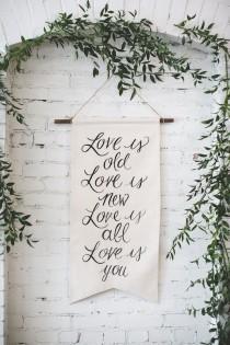 wedding photo - Vintage Green & White Wedding Ideas