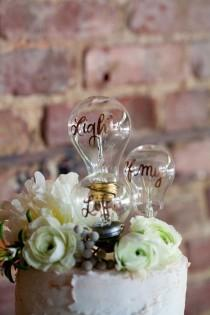wedding photo - 30  Rustic Industrial Wedding Ceremony Decor Ideas