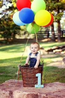 wedding photo - First Boy Birthday
