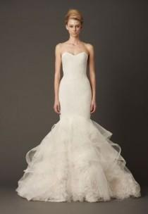 wedding photo - Wedding Dresses, Bridal Gowns By Vera Wang