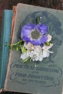 wedding photo - Travel Inspired Garden Party Farm Marquee Wedding