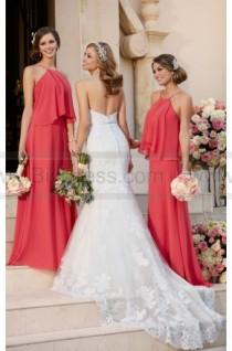 wedding photo - Stella York Fit And Flare Wedding Dress With Sweetheart Neckline Style 6272