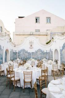 wedding photo - Stunningly Beautiful Destination Wedding In Lisbon