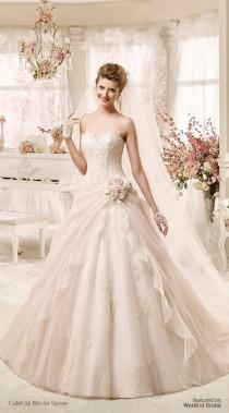 c3127e079aa6 Colet by Nicole Spose 2016 Wedding Dresses