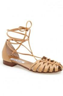 wedding photo - Steve Madden 'Leaondra' Flat (Women)