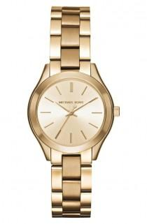wedding photo - MICHAEL Michael Kors 'Slim Runway' Bracelet Watch, 33mm
