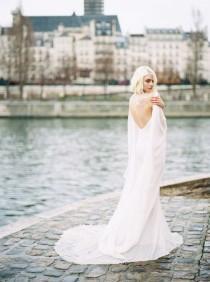 wedding photo - April Showers Bring (Parisian) May Flowers