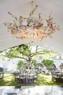 wedding photo - 15 Gorgeous Ways To Decorate Your Wedding Tent