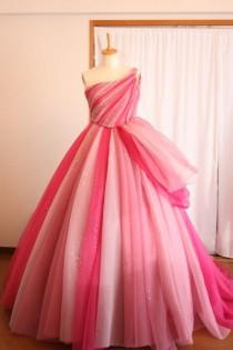 wedding photo - トマアズダイアリー:カラードレス
