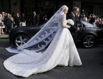 wedding photo - See Nicky Hilton's Gorgeous Valentino Wedding Dress