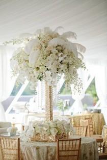 wedding photo - 12 Stunning Wedding Centerpieces - Part 19