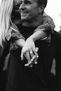 wedding photo - 19 Awesome Ring Shots To Announce Your Engagement