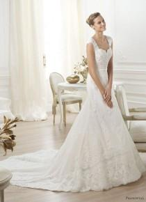 Pronovias Wedding Dresses — Costura 2014 Pre-Collection 31842ced7ff