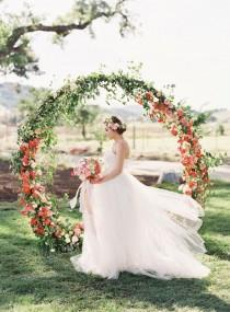 wedding photo - We've Found The Girly Wedding Inspo Of Your Dreams!
