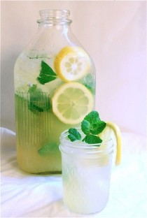 wedding photo - Mint Lemonade