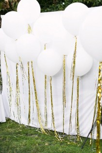 wedding photo - Balloon