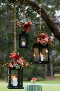 wedding photo - 100 Unique And Romantic Lantern Wedding Ideas