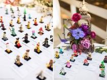 wedding photo - 35 Cool Ways To Display Your Escort Cards