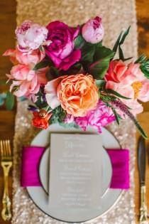 wedding photo - Trouvaille Workshop Wedding Inspiration