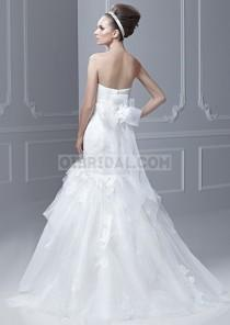 wedding photo - Choosing Bluy by Enzoani Fairyland Wedding Dresses In BelloBridal.com Will Be Your Best Choice