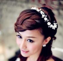 wedding photo - Beautiful Hairstyle