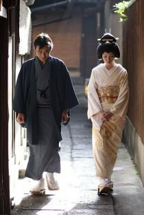wedding photo - Geisha District